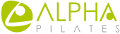 Alpha Pilates logo