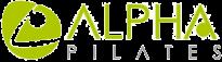 Alpha Pilates logo