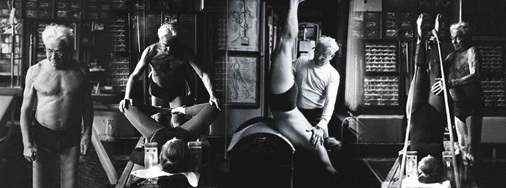 History of Pilates Joseph Pilates 4