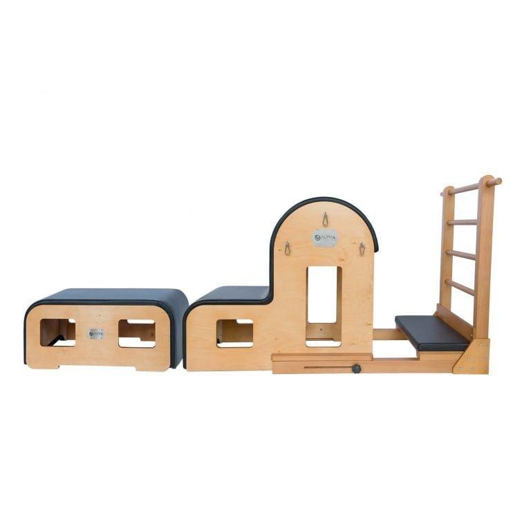 Pilates Barrel Arm Chair