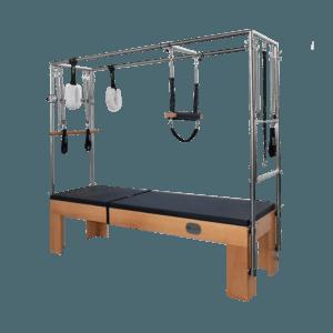 pilates cadillac trapeze
