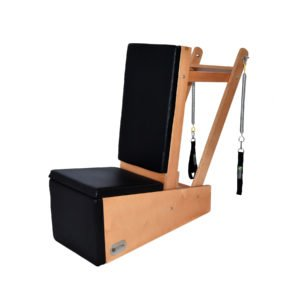 pilates arm chair alpha pilates