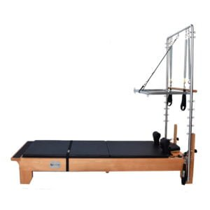 alpha pilates tower reformer