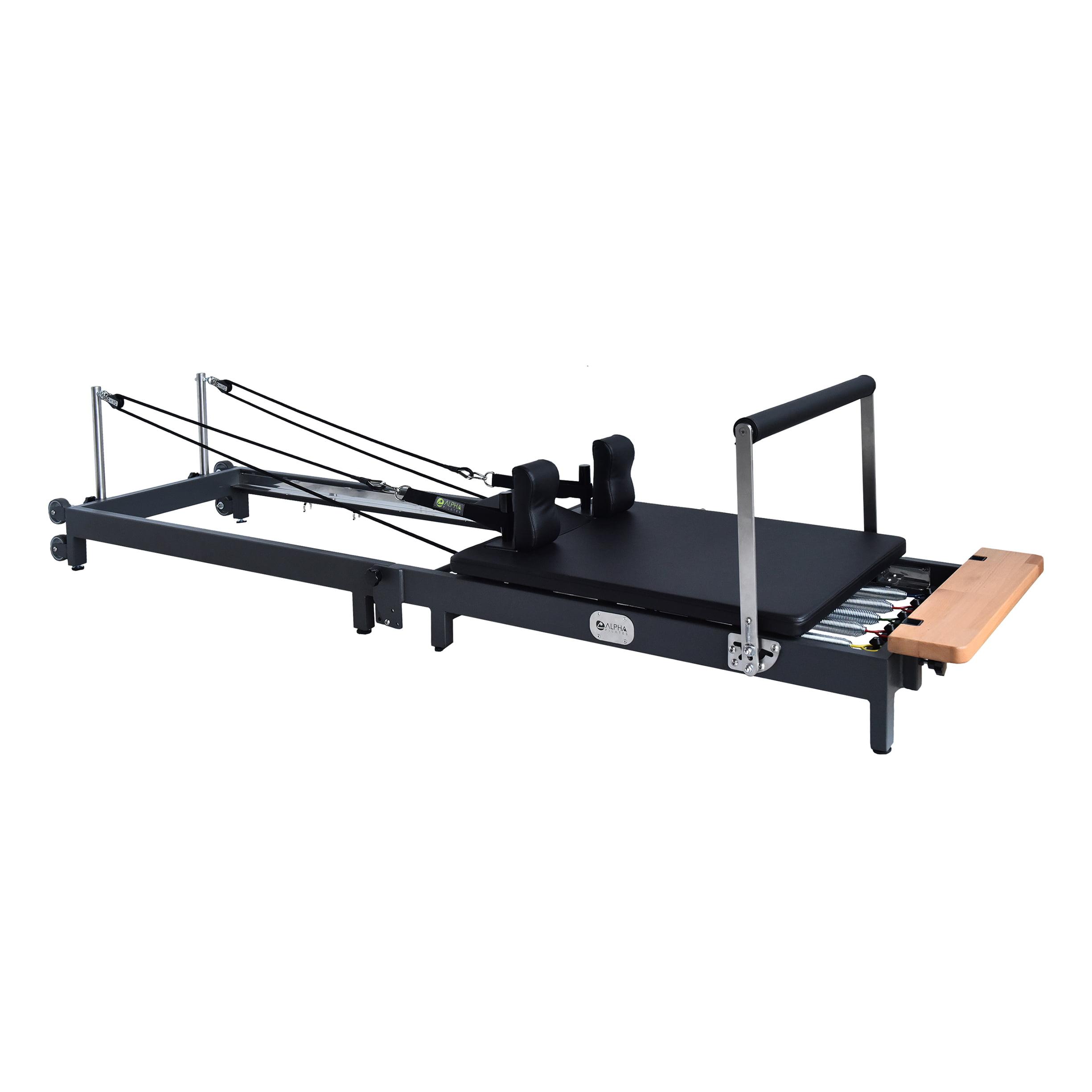 folding pilates reformer 3