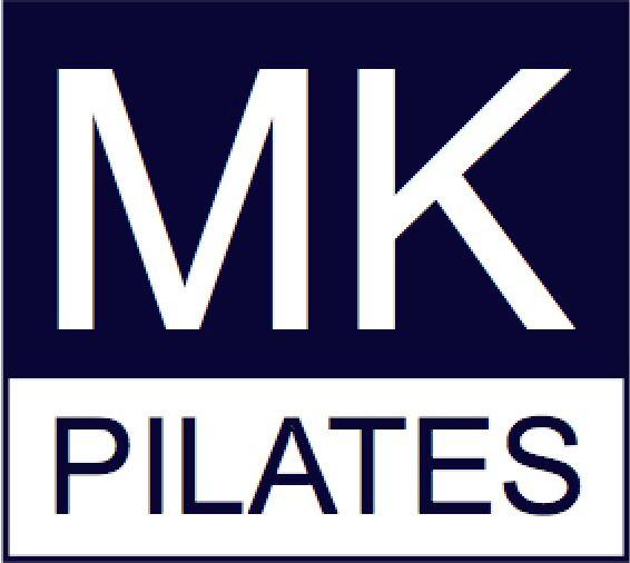 mk pilates logo